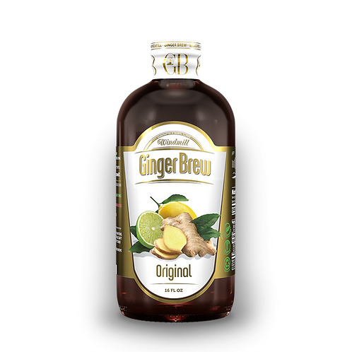 Original Ginger Brew - 6 Pack
