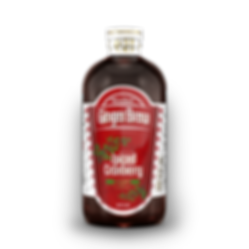 Spiced Cranberry Windmill Ginger Brew