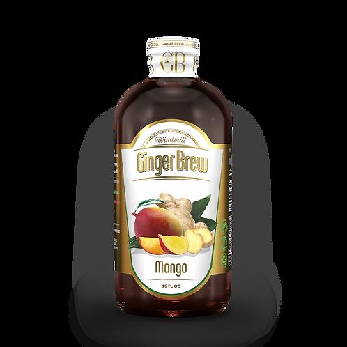 Mango Ginger Brew - 6 Pack