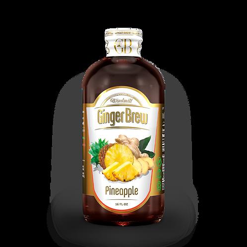 Pineapple Ginger Brew - 6 Pack