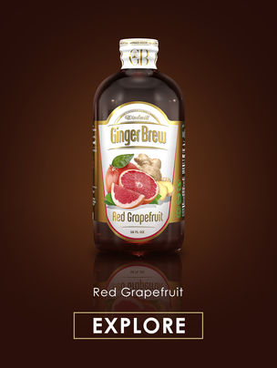 Windmill Red Grapefruit Ginger Brew