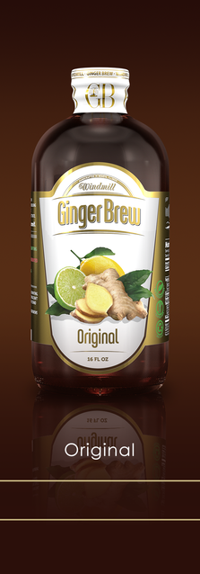 Windmill Ginger Brew