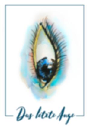 Das letzte Auge GmbH, Logo, Claudia Bartholdi, Korrektorat, Lektorat, Textwerkstatt, Korrekturlesen, Korrigieren, Lektorieren, Texten