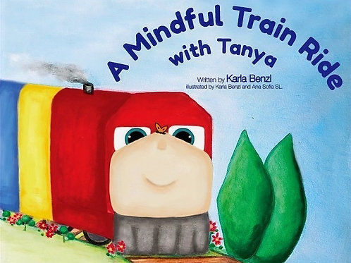 A Mindful Train Ride with Tanya
