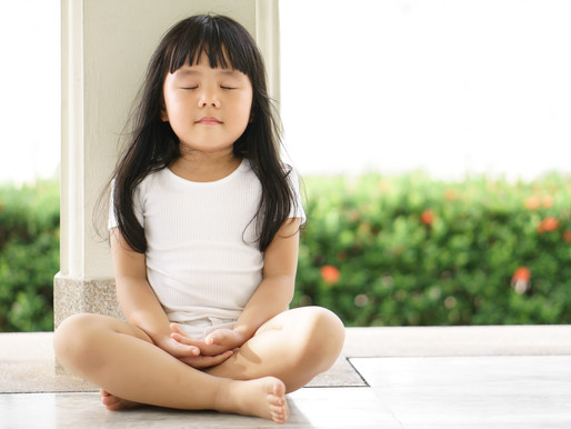 Mindfulness and Kids