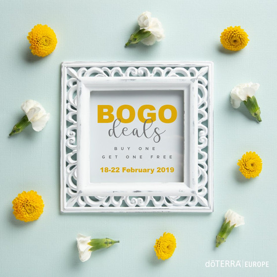 BOGO week 18th - 22nd February