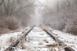Foggy Rails