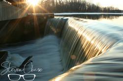 Waterfall of the Raisin