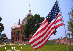 Patriotic Courthouse