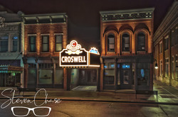 The Croswell at Night