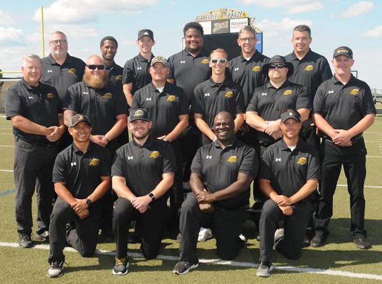 2019 Blaze Coaching Staff