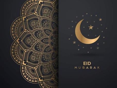 Eid Mubarak!🎉 🎁
