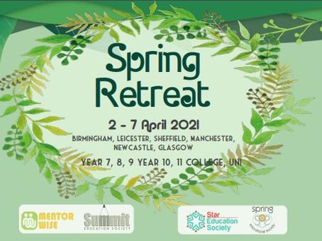 Spring Retreat Program