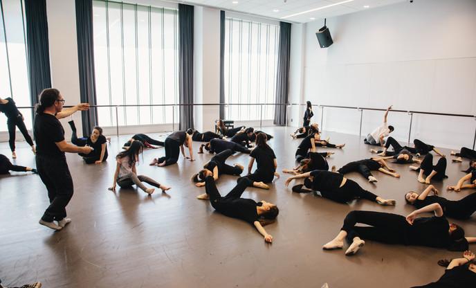 International Dance Day, Shanghai, China