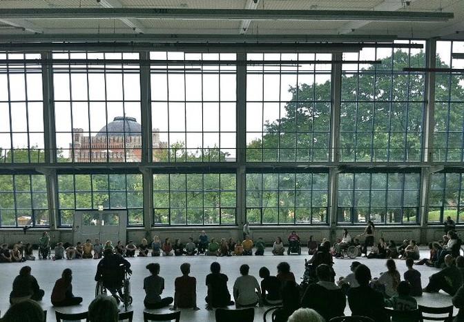 DanceAbility Day, Vienna, Austria