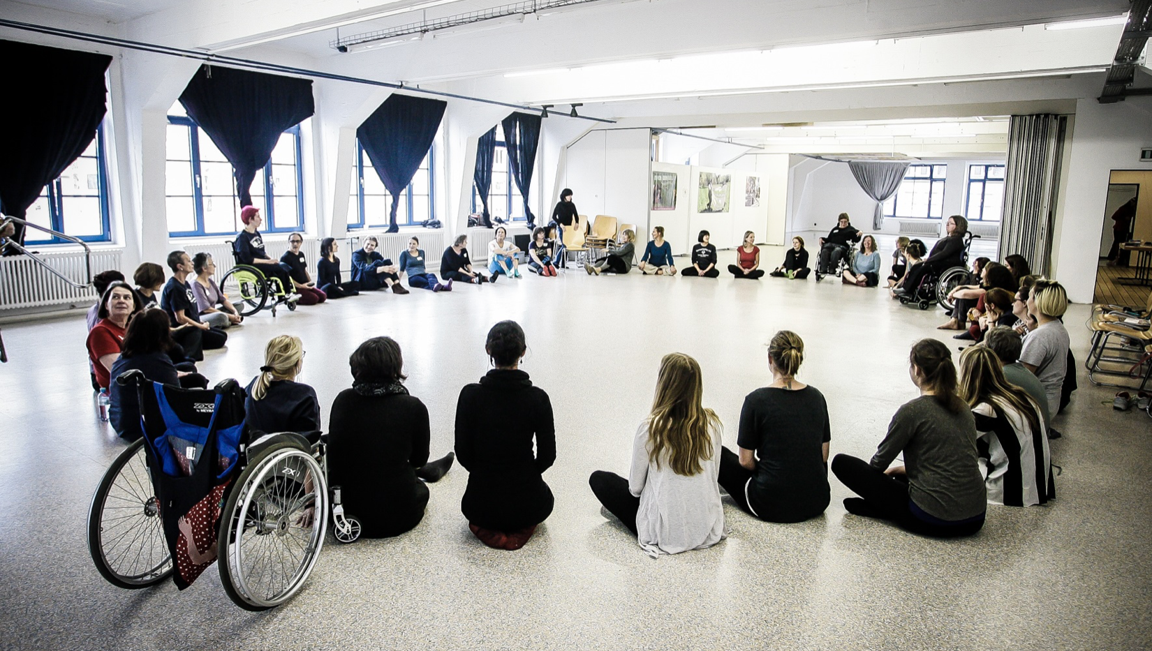 DanceAbility Teacher's Summit,