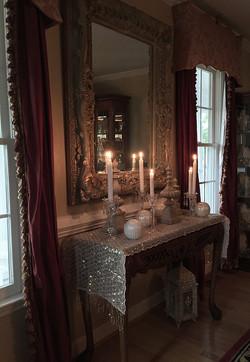Elegant Dining Room Display