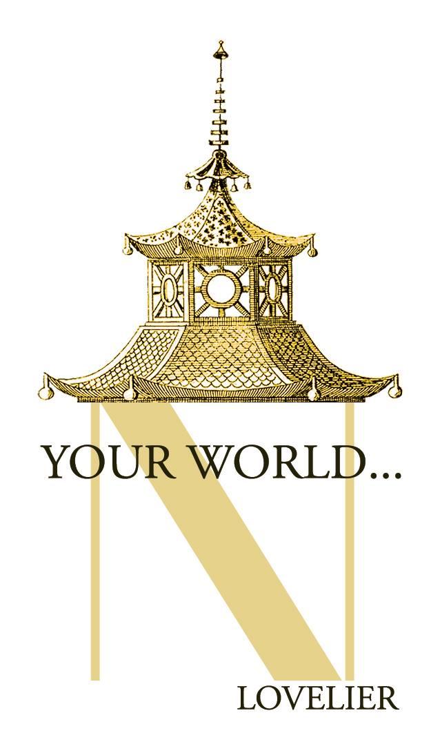 Your world... lovelier