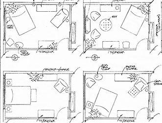 E-Design Interior Designer Floor Plans