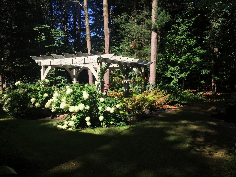 Gorgeous Gazebo Garden Pergola