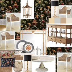 Chinoiserie Chic-Morning Room