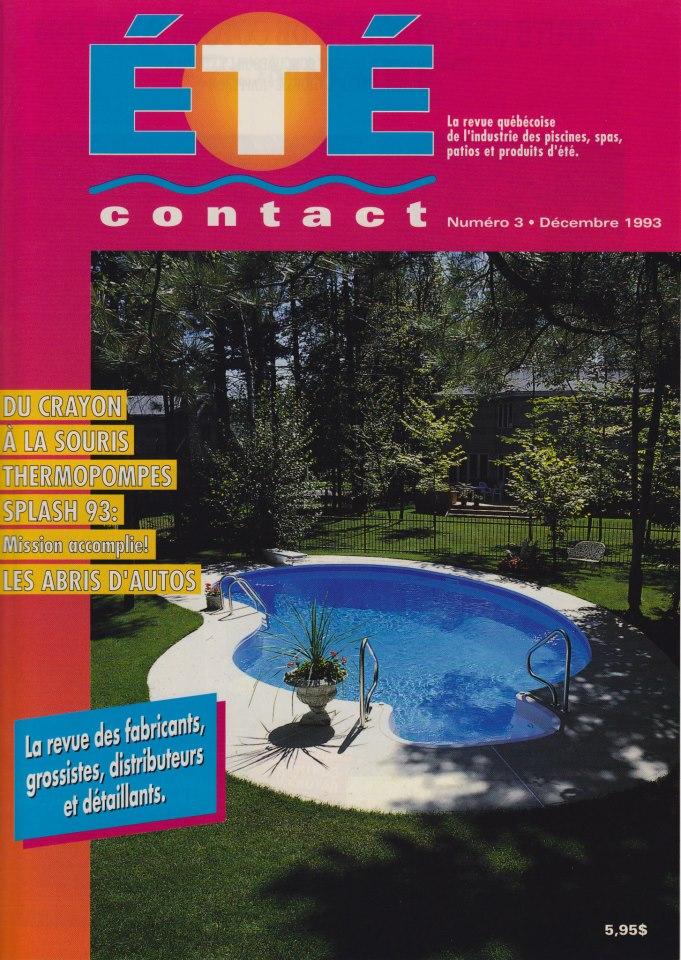 Design Featured in ÉTÉ Magazine