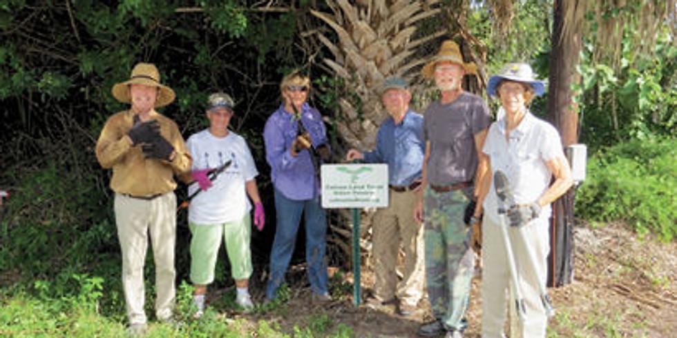 Wigert Barron Preserve on Pine Island