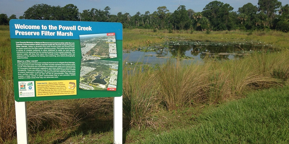 Powell Creek Reserve