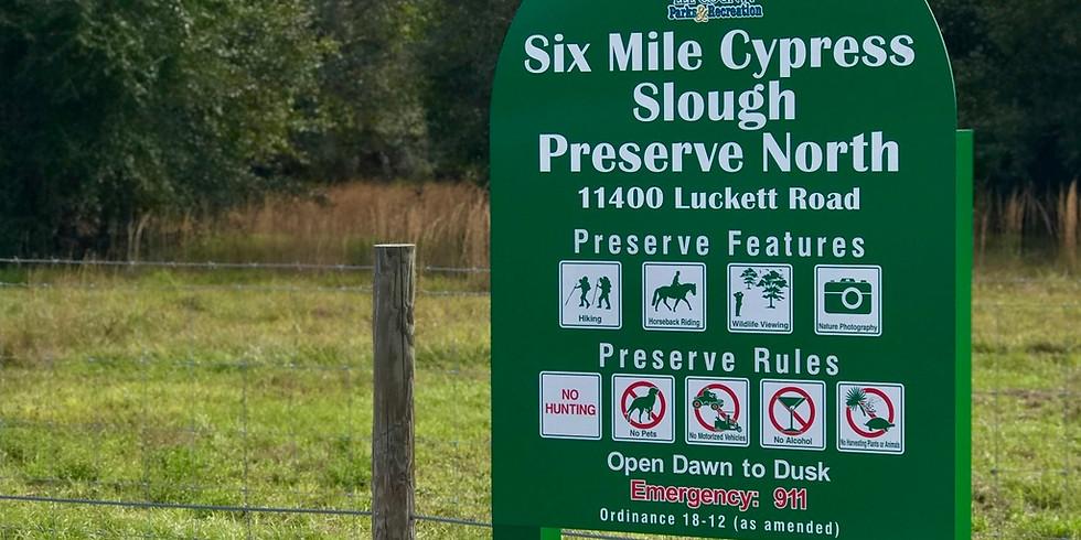 Six Mile Cypress Slough Preserve North