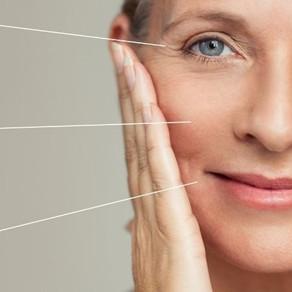 5 sinais de envelhecimento da pele e como evitá-los.