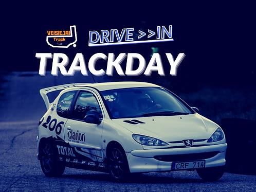 """""""Veisiejai TrackDay - DRIVE>>IN"""" 12/05"""