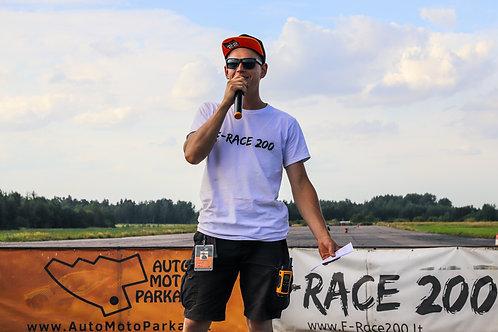 F-Race 200 Marškinėliai