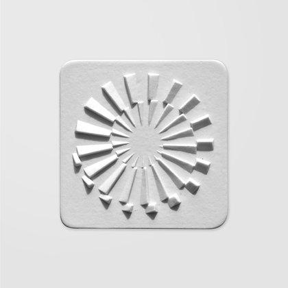 Ceramic Thank You Medal