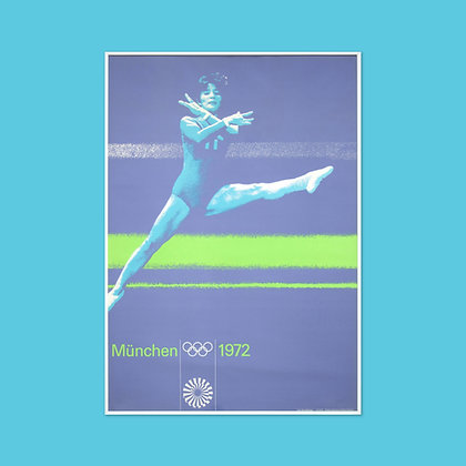 A1 Gymnastics Poster