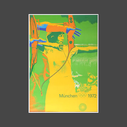 A0 Archery Poster - Clearance