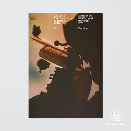 A2 Montréal 1976 Shooting Poster