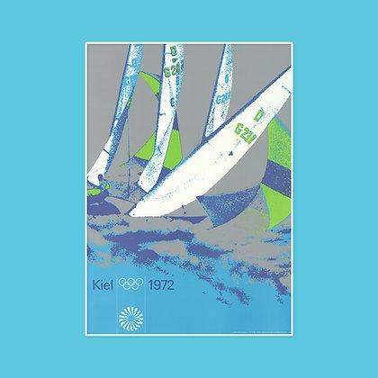 A1 Sailing Poster