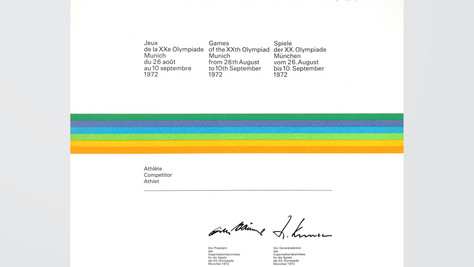 Competitor Diploma