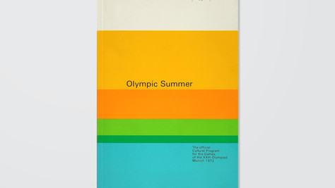 Olympic Summer : Cultural Programme