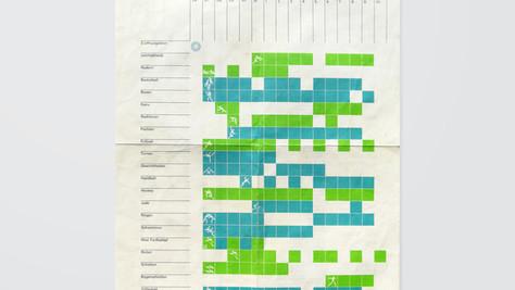 Info Sheet - Schedule