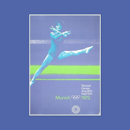 A0 Gymnastics Poster