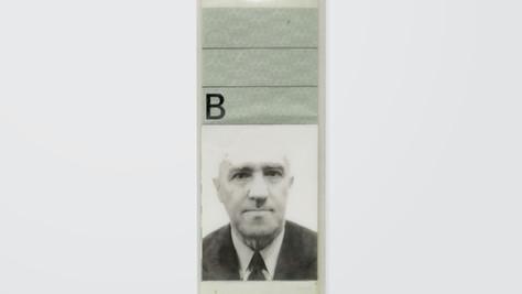 ID Badge - B