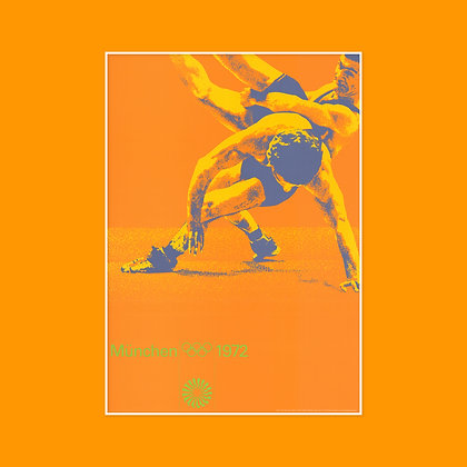 A1 Wrestling Poster