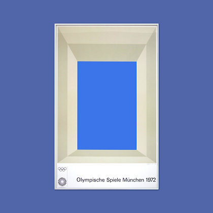 Josef Albers Poster (Open Edition)