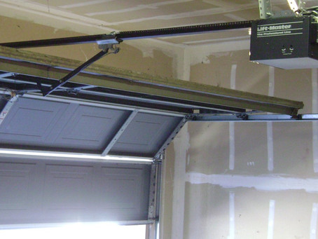 What Are the Steps and Procedure of Installing a Garage Door Opener?