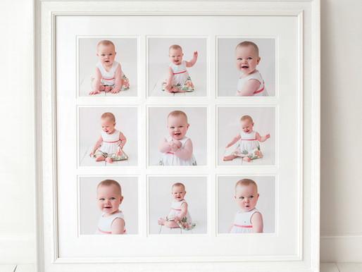 Brighton baby photographer - Emily's Sitter Session.