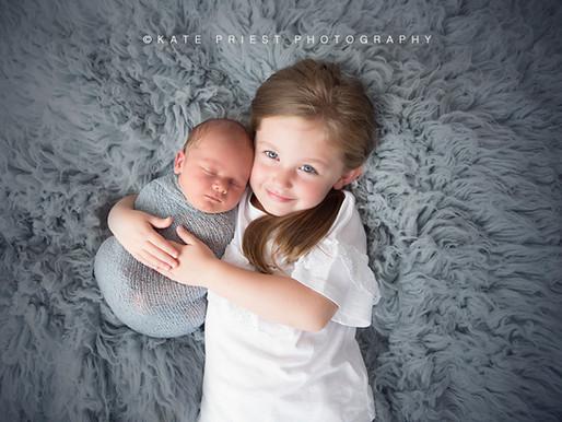 Worthing Newborn Baby Photographer