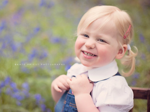 bluebell family photography photoshoot  Essex