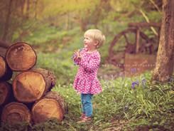 bluebell photoshoot brighton, Hassocks