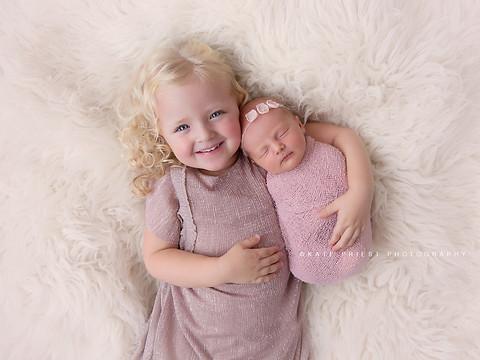 newborn and sibling photosession newborn photographer brighton